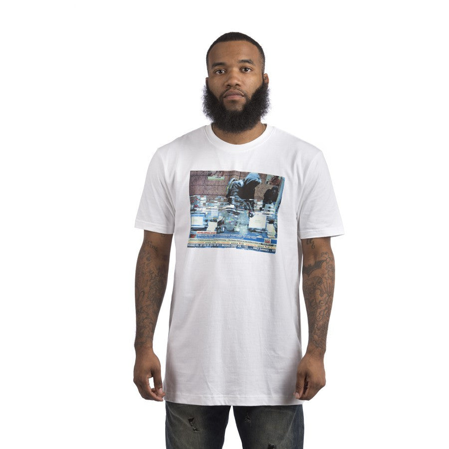 BREAKING NEWS S/S TEE