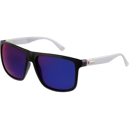 Gucci Men's 1075/S Plastic Rectangular Sunglasses
