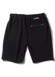 LRG PADDLE TEAM SWEATSHORT - BLACK