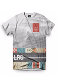 LRG UNDERCURRENT KNIT - WHITE