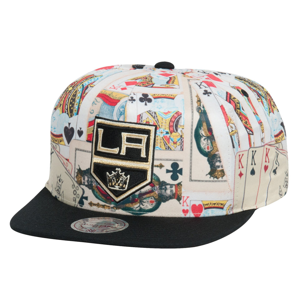 30ff545df Localized Snapback Los Angeles Kings