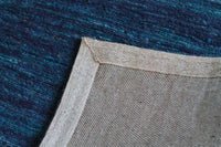 Area Rugs - Madisons Blue Sari Silk Area Rug