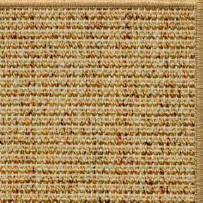 Spice Sisal Rug with Serged Border (Color 200) - Free Shipping