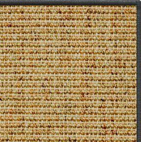 Spice Sisal Rug with Serged Border (Color 29750) - Free Shipping