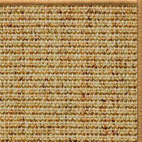 Spice Sisal Rug with Serged Border (Color 29980) - Free Shipping