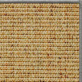 Spice Sisal Rug with Serged Border (Color 989) - Free Shipping