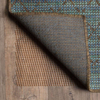 Rug Pad - Outdoor Brown  N/A  Outdoor Rug Pad Rug