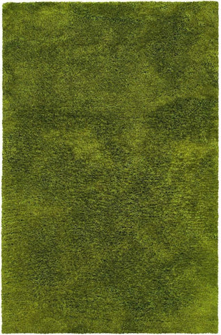 Oriental Weavers Cosmo Green  Solid  Shag Rug