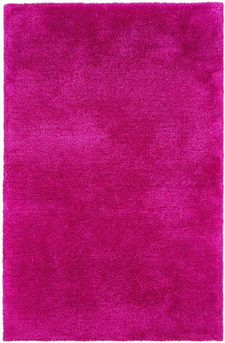 Oriental Weavers Cosmo Pink  Solid  Shag Rug