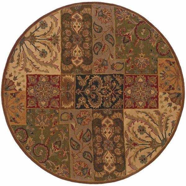 Tufted - Windsor Beige Brown Oriental Persian Traditional Rug