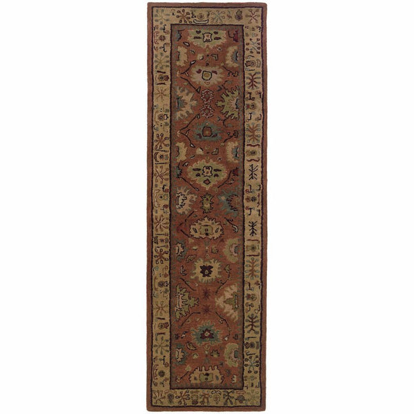 Windsor Pink Beige Oriental Persian Traditional Rug - Free Shipping