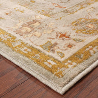 Woven - Casablanca Blue Grey Oriental Traditional Traditional Rug