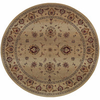 Woven - Genesis Beige Red Oriental Persian Traditional Rug