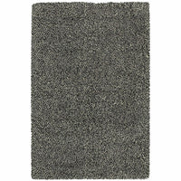 Oriental Weavers Loft Black Ivory Tweed  Contemporary Rug
