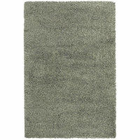 Loft Blue Ivory Tweed  Contemporary Rug - Free Shipping