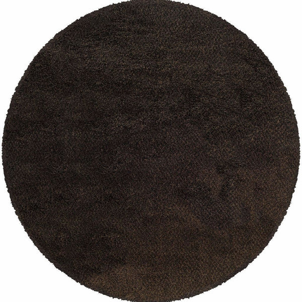 Woven - Loft Brown Black Tweed  Contemporary Rug