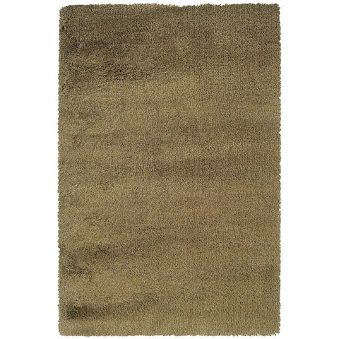 Oriental Weavers Loft Green Gold Tweed  Contemporary Rug