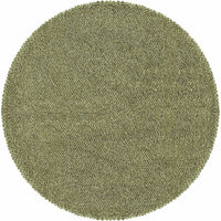 Woven - Loft Green Ivory Tweed  Contemporary Rug