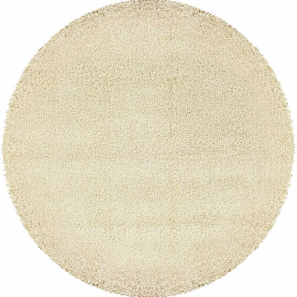 Woven - Loft Ivory  Solid  Contemporary Rug