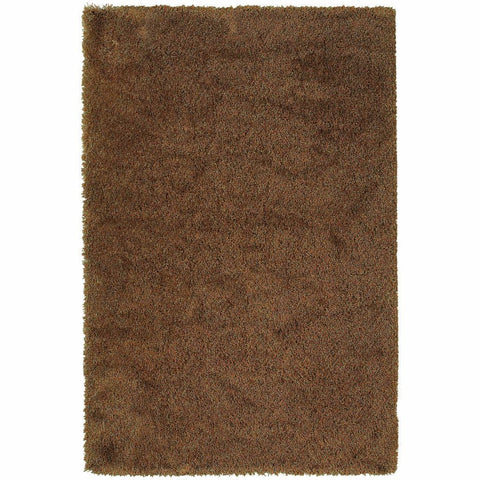 Oriental Weavers Loft Rust Gold Tweed  Contemporary Rug