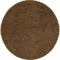 Woven - Loft Rust Gold Tweed  Contemporary Rug