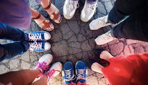 Style Color Guide For Shoes from Comfort Shoe Shop, a service from Hawley Lane Shoes