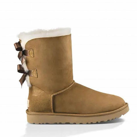 Ugg Women's Bailey Bow II Chestnut