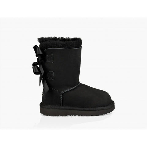 Ugg Kid's Bailey Bow II Black