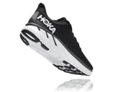 Hoka One One Men's Clifton 7 Black/White Wide Width