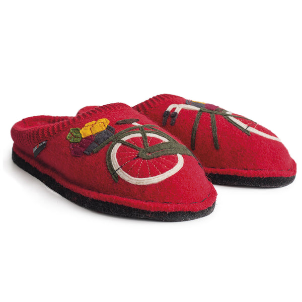 Haflinger Bicycle Slippers
