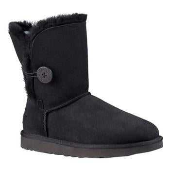 UGG Women's Bailey Button  II Boot Black