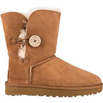 UGG Women's Bailey Button  II Boot Chestnut