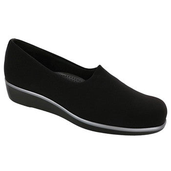 SAS Bliss Women's Comfort Casual Shoe- Black