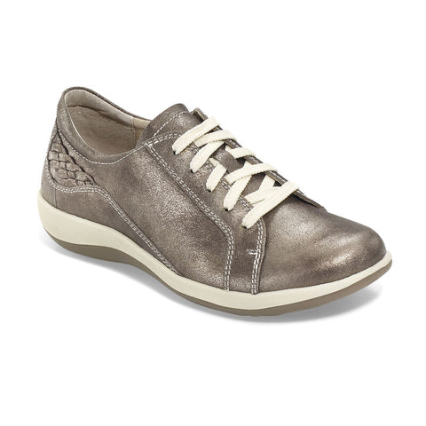 Aetrex Dana Lace Up Oxford Bronze
