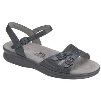 SAS Duo Women's Sandal - Black