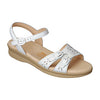 SAS Duo Women's Sandal - White