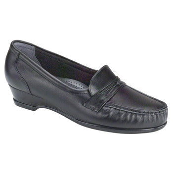 SAS Easier Women's Casual Shoe - Black