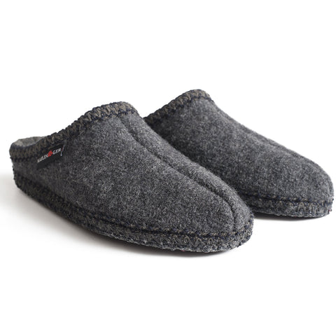Haflinger AS Classic Slipper Grey