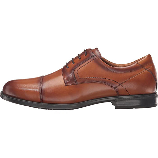 Florsheim Midtown Cap Toe Oxford Cognac