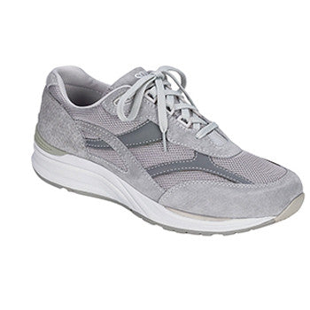 SAS Journey Mesh Men's Casual Shoe - Gray