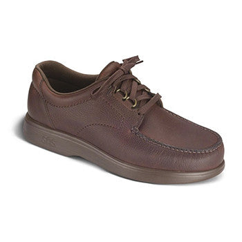 SAS Bout Time Men's Comfort Shoe - Mulch