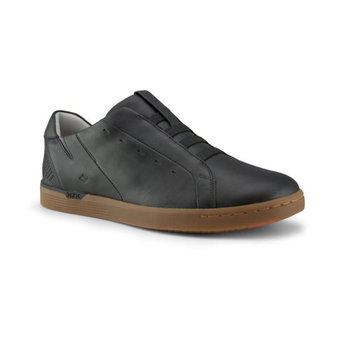 Kizik New York Men's Hands Free Shoes Black Gum