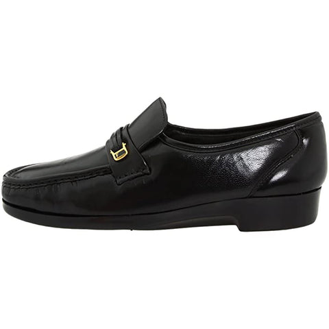 Florsheim Riva Moc Toe Loafer Black