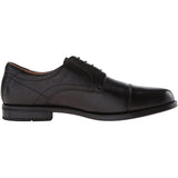Florsheim Midtown Cap Toe Oxford Black