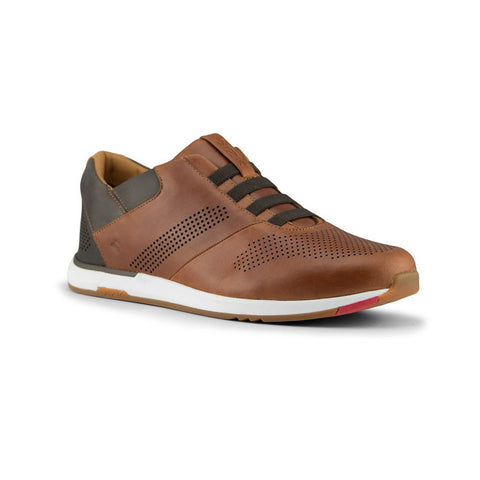 Kizik Boston Men's Casual Shoes Tan