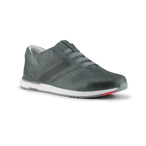 Kizik Boston Men's Casual Shoes Grey