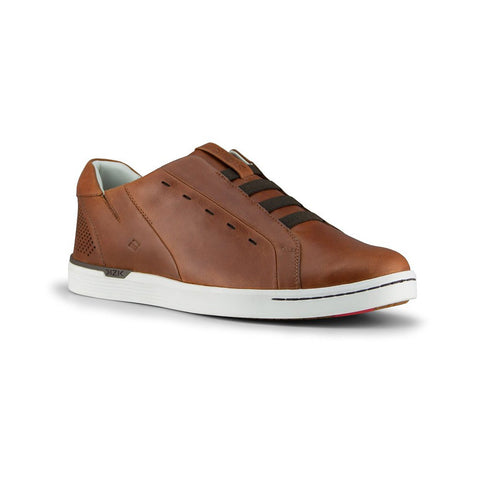Kizik New York Men's Hands Free Shoes  Date Brown