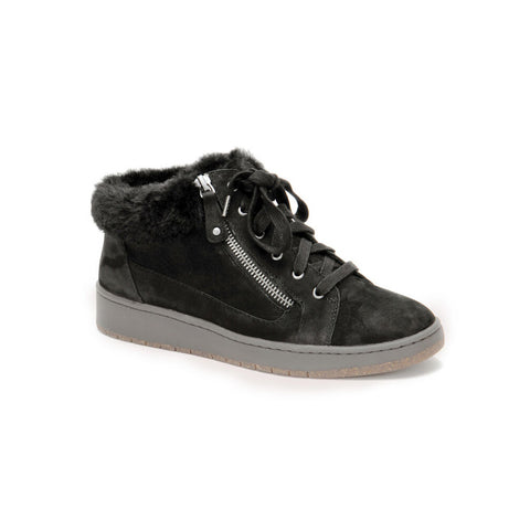 Aetrex Dylan Arch Support Sneaker Black