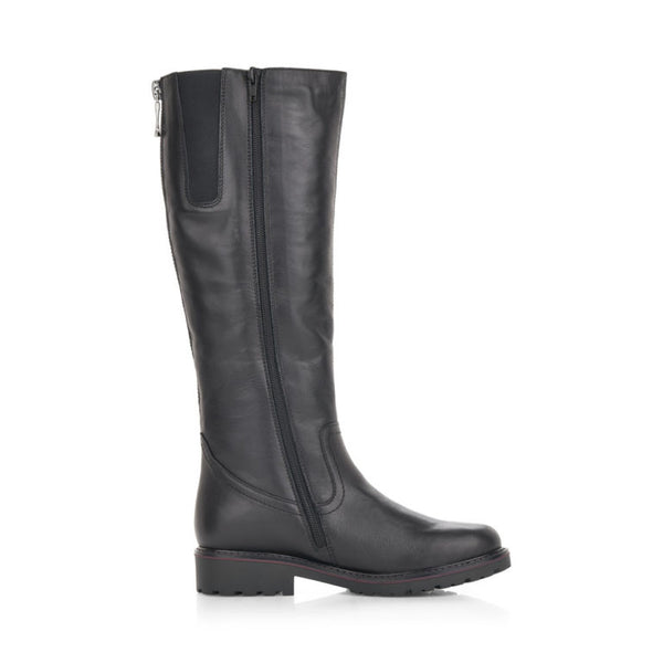 Rieker R6576-01 Tall Boot