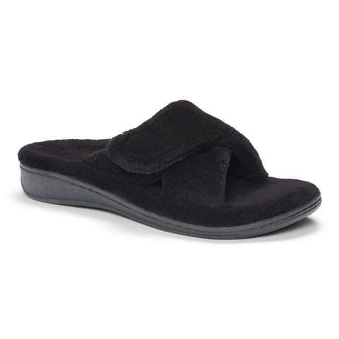 Vionic Relax Slippers Black